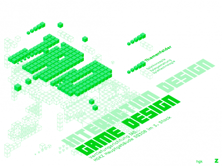 Game Design, ZHdK